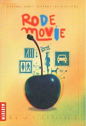 Blue cerises 2 Road movie - Les lectures de Liyah