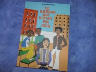 Le garçon qui n'était pas noir - Milan - Les lectures de Liyah
