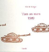 tian an men - Geiger - Les lectures de Liyah