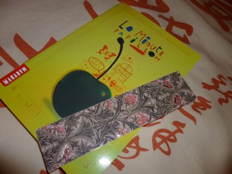 Bue Cerises 3 - Milan - Les lectures de Liyah