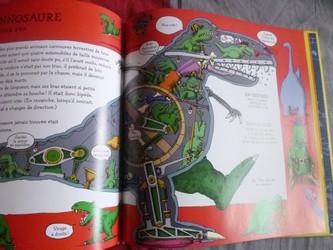 La vérité vraie sur les dinosaures 2 - Nathan - Les lectures de Liyah