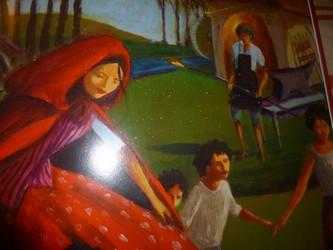 Yeghvala La belle sorcière 2 - Didier - Les lectures de Liyah