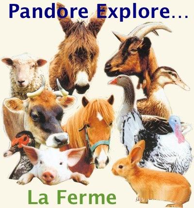 Logo Pandore Ferme - Les lectures de Liyah