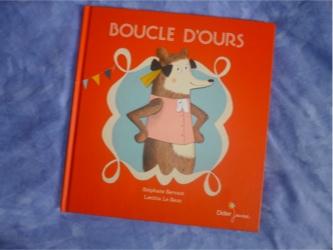 Boucle d'ours - Didier - Les lectures de Liyah