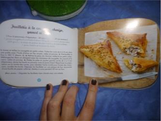 Livres cuisines courgette 1 - Larousse - Les lectures de Liyah
