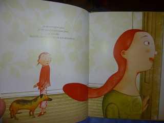 La petite gilet beige 1 - Des ronds dans l'O - Les lectures de Liyah