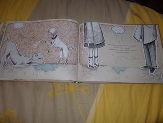 Sous la pluie 1 - Les p'tits berets - Les lectures de Liyah