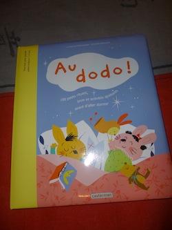 Au dodo - Casterman - Les lectures de Liyah