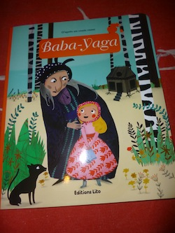 Baba Yaga - Lito - Les lectures de Liyah
