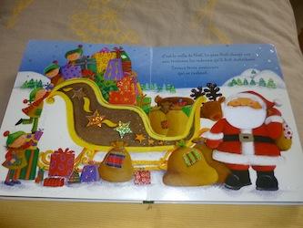 C'est Noel 1 - Usborne - Les lectures de Liyah