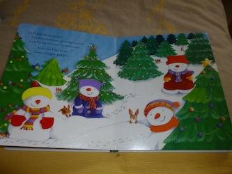 C'est Noel 2 - Usborne - Les lectures de Liyah