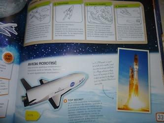 Deviens astronaute 2 - Casterman - Les lectures de Liyah