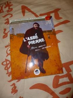 L'abbé Pierre - Oskar - Les lectures de Liyah