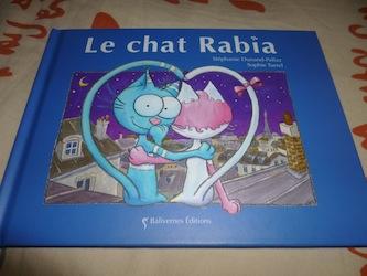 Le chat rabia - Balivernes - Les lectures de Liyah