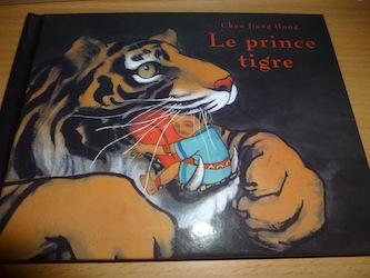 Le prince tigre - EDL - Les lectures de Liyah