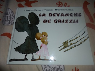 La revanche de grizzli - EDL - Les lectures de Liyah