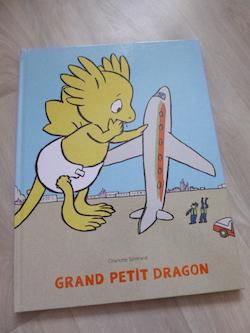Grand petit dragon - EDL - Les lectures de Liyah