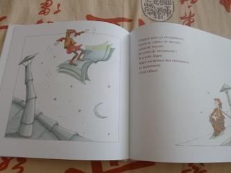 Annabelle et les cahiers volants 1 - Jasmin - Les lectures de Liyah