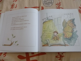 Annabelle et les cahiers volants 2 - Jasmin - Les lectures de Liyah