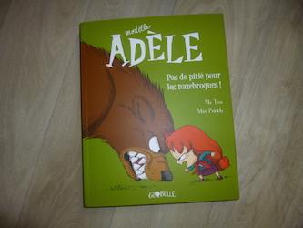 Mortelle Adele 7 - Tourbillon - Les lectures de Liyah