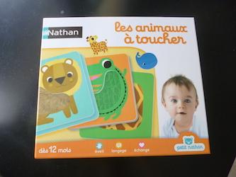 Jeux Pour Enfants animaux à toucher - Liyah.fr