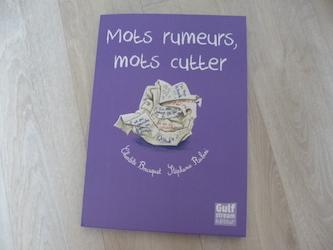 Bande dessinée ado Mots rumeurs mots cutter
