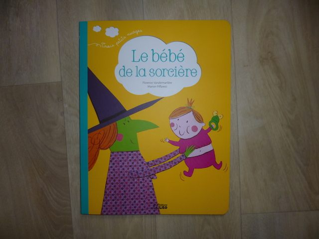 Histoire pour enfants - Le bébé de la sorcière