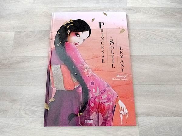 Livre jeunesse - Princesse du soleil levant