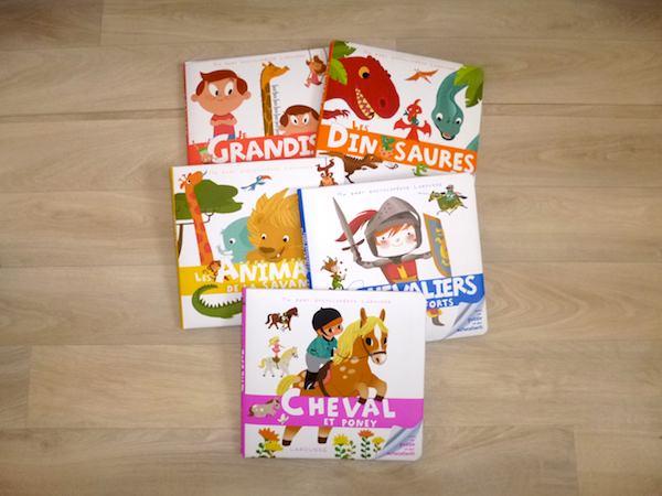 Livres enfants Baby Encyclo