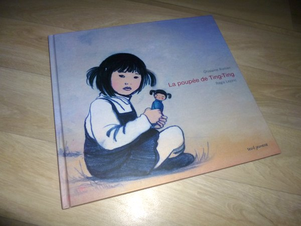 Livre pour enfants La poupée de Ting Ting