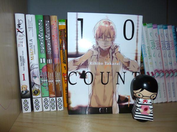 Manga yaoi 10 count