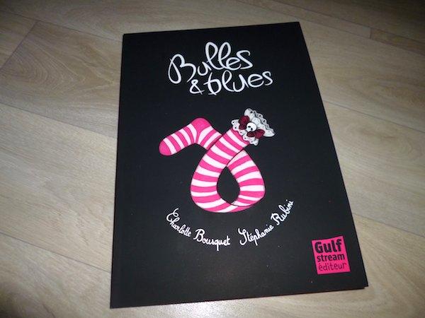 Bande dessinée pour adolescents Bulles et Blues