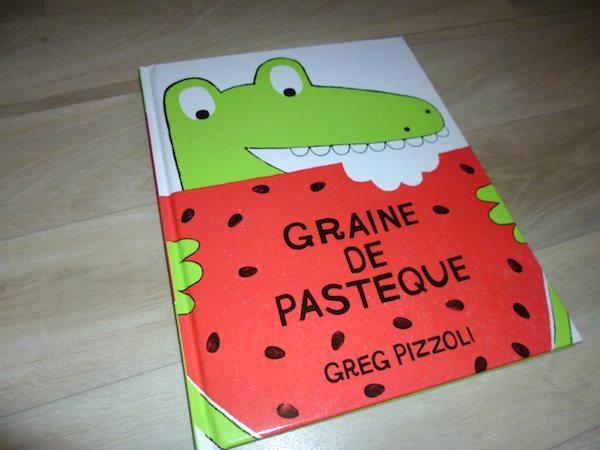Histoire pour enfants Graine de pasteque