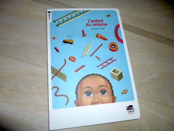Roman pour enfants enfant seisme