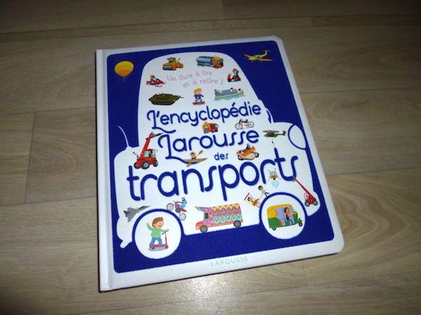 Documentaire pour enfants Encyclopédie Transports