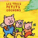 Les 3 petits cochons - A.Chiche - Les lectures de Liyah