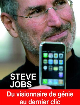 Steve Jobs Du visionnaire de génie au dernier clic - S.Ribes - Les lectures de Liyah