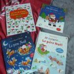 Coloriages Noël - Usborne - Les lectures de Liyah