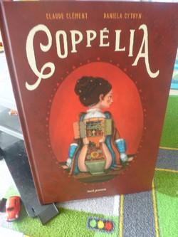 Coppélia - Seuil - Les lectures de Liyah