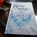 La reine des neiges - Usborne - Les lectures de Liyah