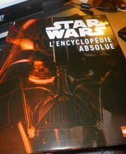 Star Wars Encyclopédie absolue - Nathan - Les lectures de Liyah