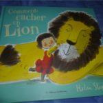 Comment cacher un lion - Casterman - Les lectures de Liyah