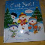 C'est Noel - Usborne - Les lectures de Liyah