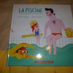 La piscine - Ricochet - Les lectures de Liyah