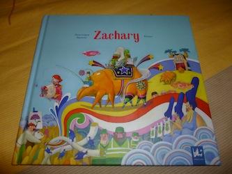 Zachary - Dadoclem - Les lectures de Liyah