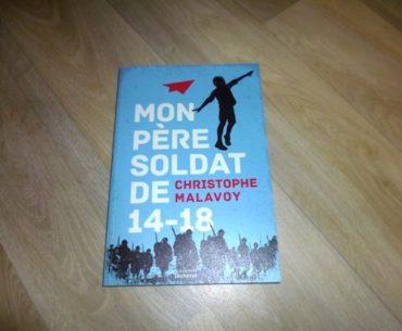 Livre jeunesse - Mon pere ce soldat