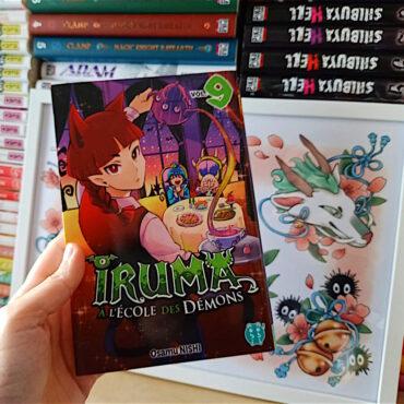 Iruma A l'Ecole Des Dragons T.9